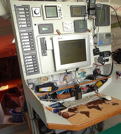 électronique Polyacht